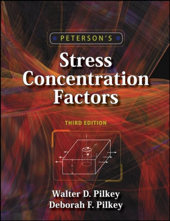 Peterson's Stress Concentration Factors