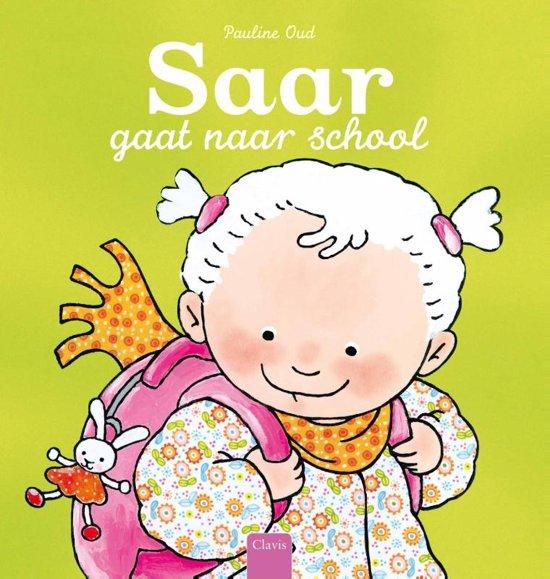 Saar gaat naar school