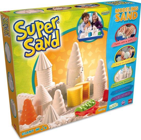 Super Sand Groot - Speelzand - 1350 gr Zand