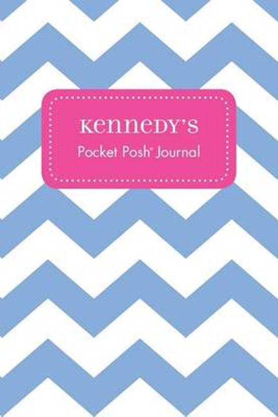 Kennedy's Pocket Posh Journal, Chevron