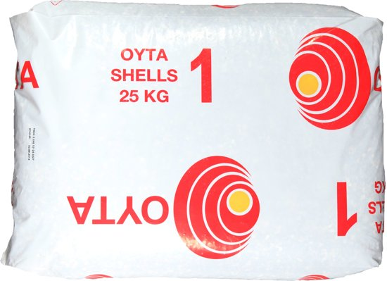 Oyta Oestergritmix 2-5 Mm Oyta 1 25 kg