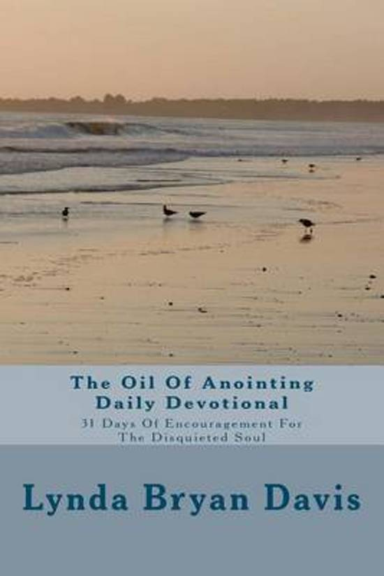 The Oil of Anointing Daily Devotional