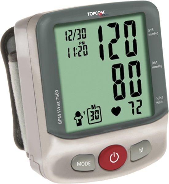 Tristar bloeddrukmeter BPM Wrist - 7500 BD-4627