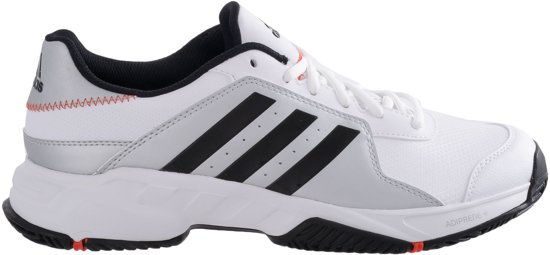 best sneakers 2f43b f662d adidas Barricade Court - Tennisschoenen - Heren - Maat 48 23 - Wit