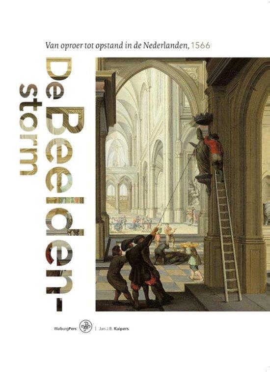 Boek cover De Beeldenstorm van Jan J.B. Kuipers (Hardcover)