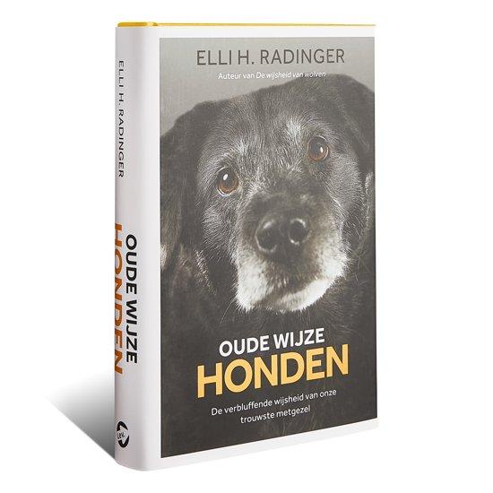 Boek cover Oude wijze honden van Elli H. Radinger (Hardcover)