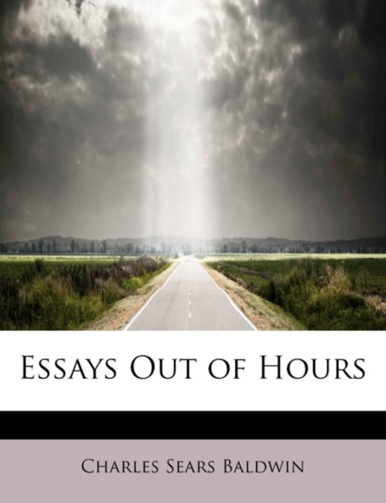 Essays Out of Hours