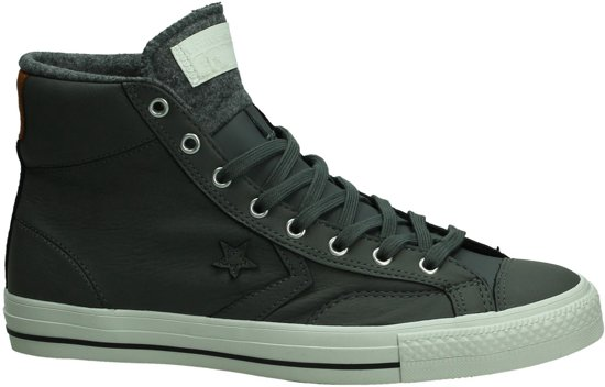 1bc3260ce0 Converse Star Player - Sneakers - Unisex - Thunder Tntique Leather - Maat 41