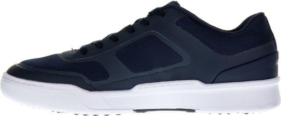 1 316 Explorateur Mannen Blauw Lacoste Sneaker 46 Heren Sport Sportschoenen Maat Spm wEt1Tnqx1