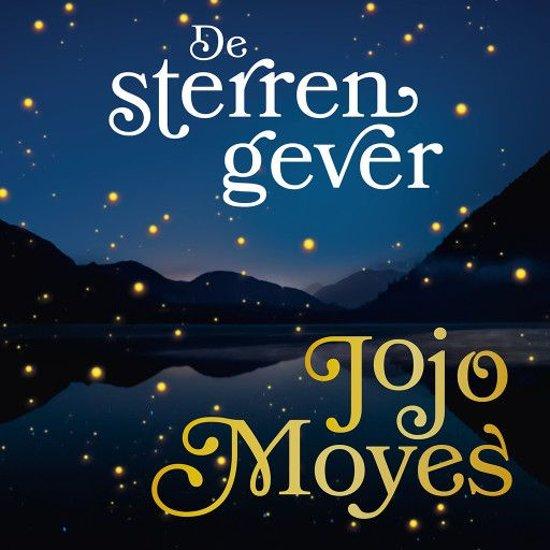 Boek cover De sterrengever van Jojo Moyes (Onbekend)
