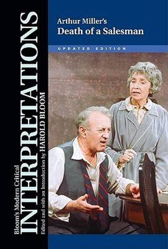 an examination of willys escape in the play death of a salesman by arthur miller The play, death of a salesman, by arthur miller willy loman in 'death of a salesman' himself from his family is the best thing willy has done in the play.