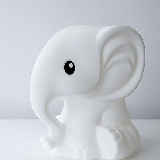 Mr Maria Anana wolkenolifant dimbare lamp 52cm - met afstandsbediening
