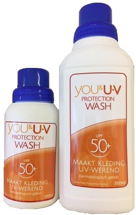 Uvwash Wasmiddeltoevoeging - 500 ml
