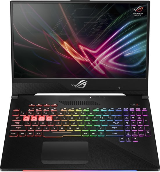 Asus ROG Strix GL504GM-ES070T Hero II - Gaming Laptop - 15.6 Inch (144 Hz)
