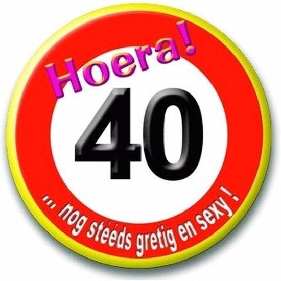 40 Jaar Jubileum Kado
