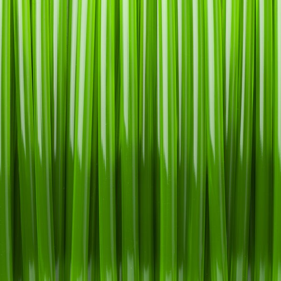 REAL Filament PETG transparant groen 2.85mm (1kg)