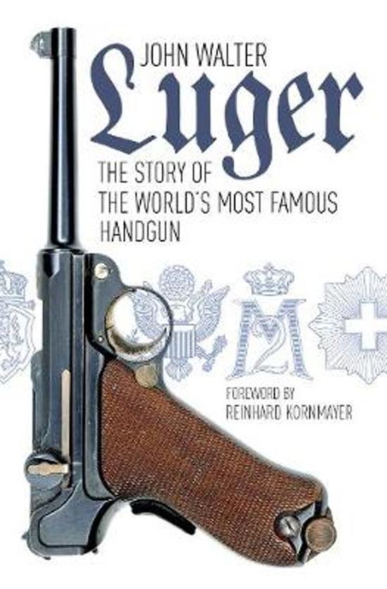 Boek cover Luger van John Walter (Paperback)