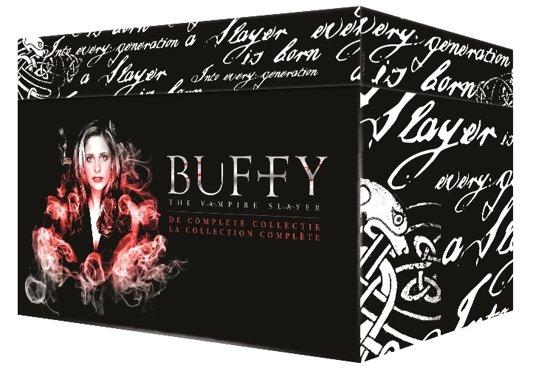 Afbeelding van Buffy The Vampire Slayer - De Complete Collectie (Seizoen 1 t/m 7)