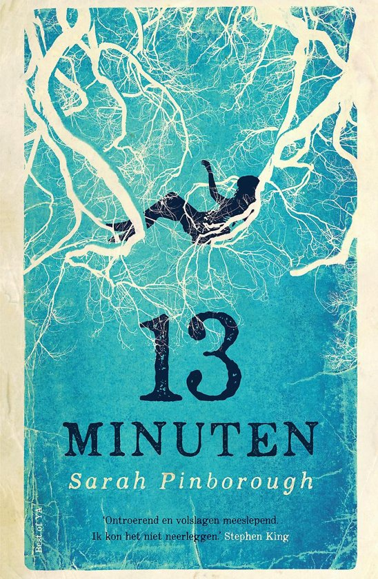 Boek cover 13 minuten van Sarah Pinborough (Hardcover)