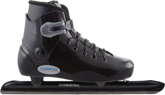 Zandstra Comfort 1 Noren - Schaatsen - Maat 45 - Zwart