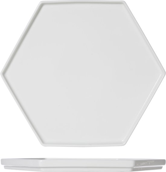 Cosy&Trendy For Professionals Hive XL Dienbord - 6-Hoekig - 28x24x1.7 cm