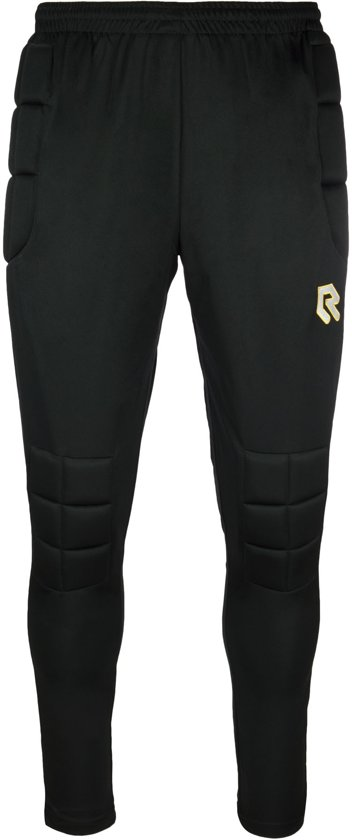 Robey Goalkeeper Pant With Padding - Voetbalbroek - Black - Maat 128
