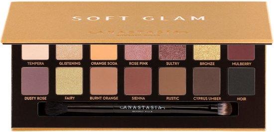 Anastasia Beverly Hills Soft Glam Oogschaduwpalette - 14 kleuren