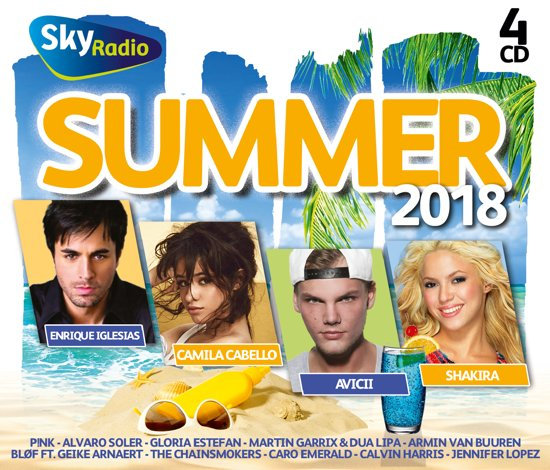 Sky Radio Summer 2018