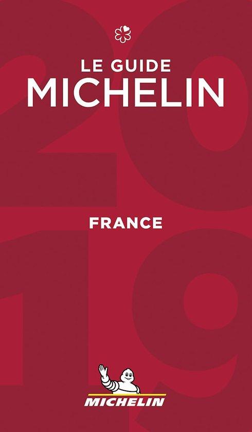 Spiksplinternieuw bol.com | France - Le Guide MICHELIN 2019 | 9782067233362 | Boeken MU-41