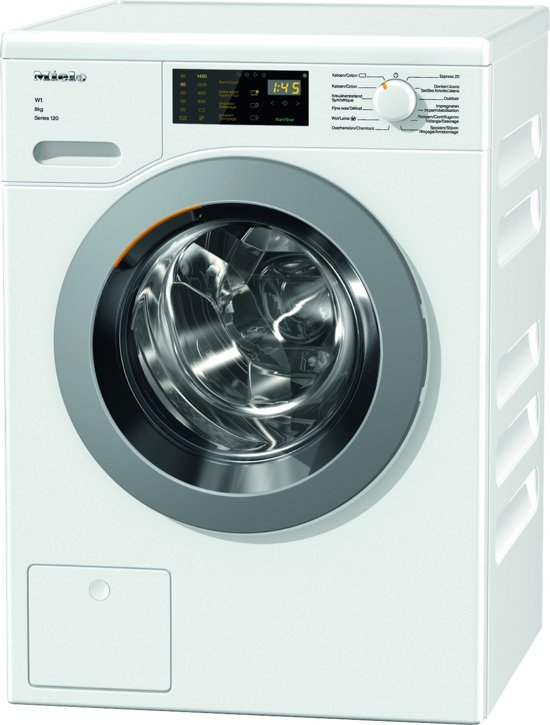 Miele WDD 025 WCS - Wasmachine - BE