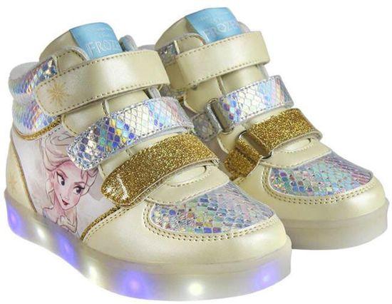 bol | frozen schoenen met lichtjes maat 24