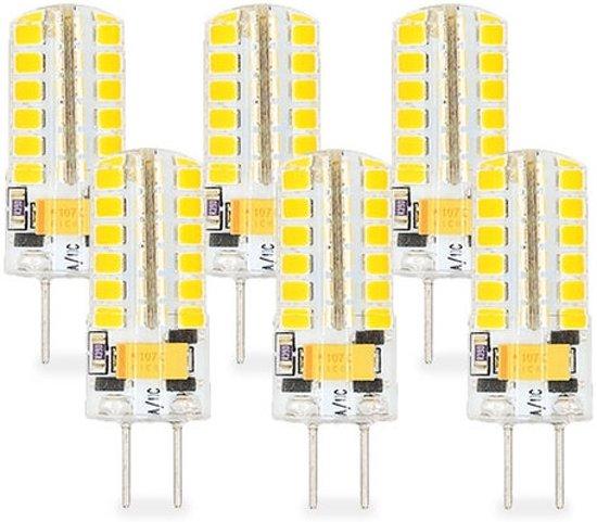 Godt bol.com | Groenovatie LED Lamp GY6.35 Fitting - 4W - 57x17 mm NE55