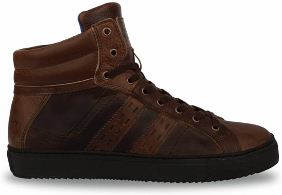 Mason Heren Brown Sneaker Mid Cognac B5qwZUq