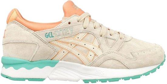 asics sneakers dames beige