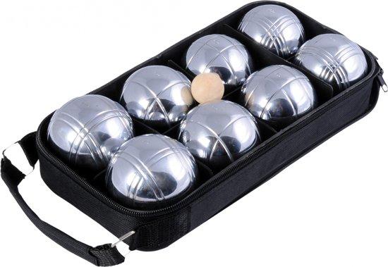 Longfield Games Jeu De Boules Set 8 Ballen