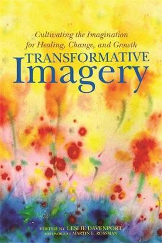 Boek cover Transformative Imagery van Michael F. Cantwell (Paperback)