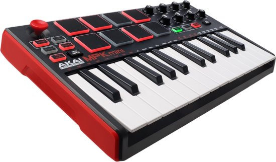 Akai Mpk Mini  - Midi Keyboard