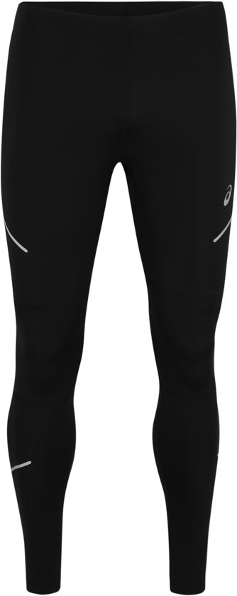 Asics sportbroek lite-show 2 tight Zwart-s