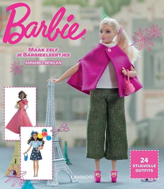 Bolcom Maak Zelf Je Barbiekleertjes Annabel Benilan