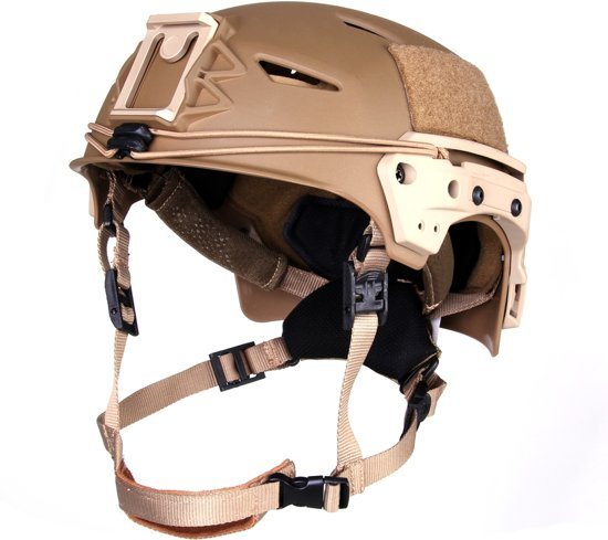FMA Tactical Helmet TB1044 Dark Earth