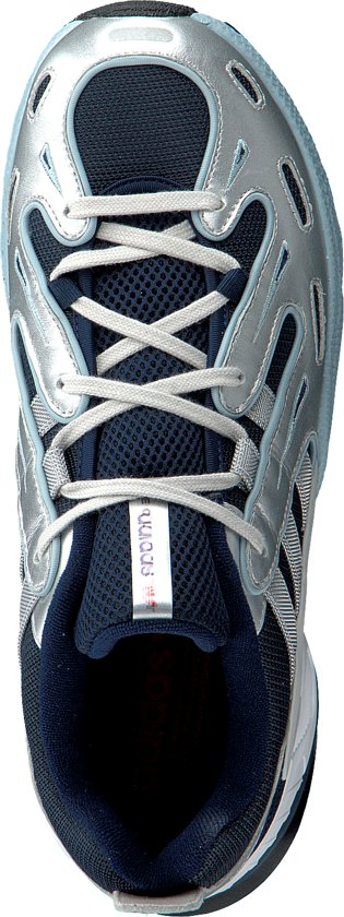 Adidas Dames Lage Sneakers Eqt Gazelle - Zilver