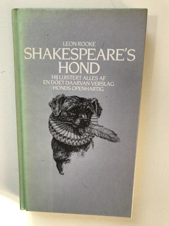 Shakespeare's hond