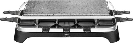 Tefal inox PR4578 - Steengrill - 10 Personen