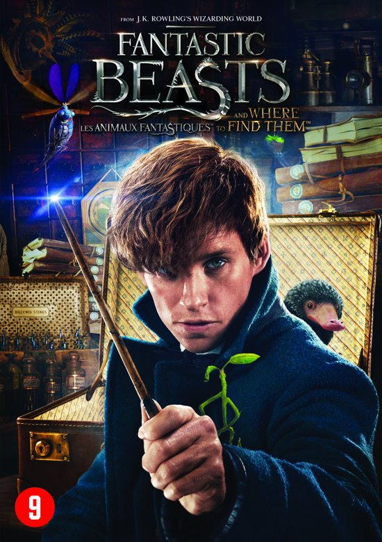 Afbeelding van Fantastic Beasts and Where to Find Them