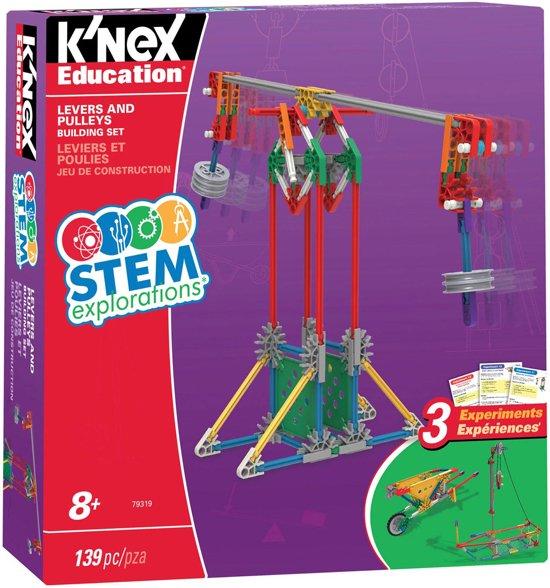 K'NEX Education STEM Explorations Levers - Bouwset