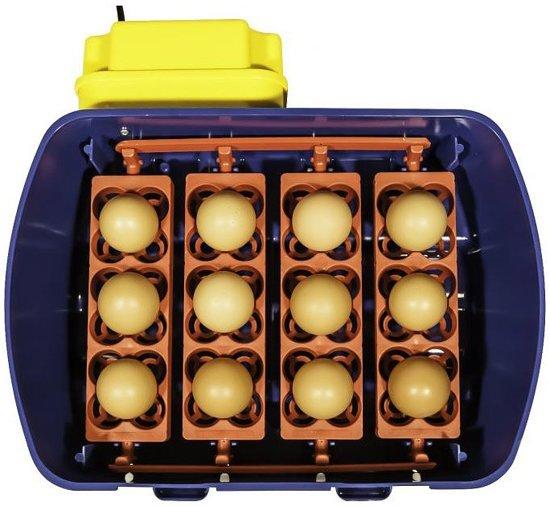 Broedmachine voor 12 eieren