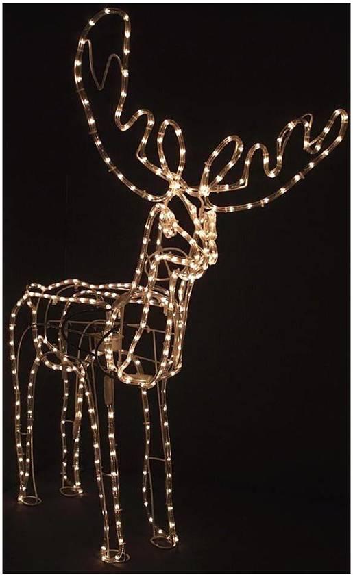 bol.com | Christmas gifts Lichtslang rendier 3D