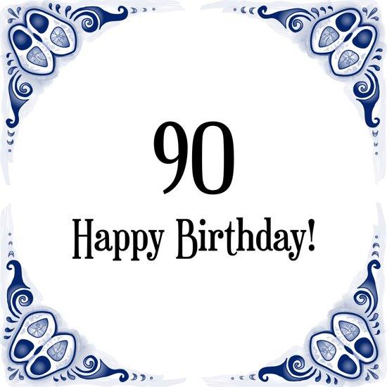 Afbeeldingen Verjaardag 90 Jaar