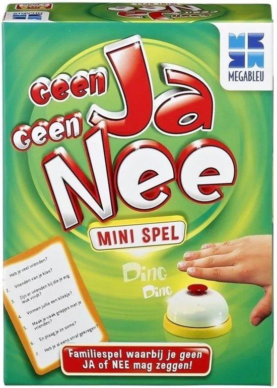 MEGABLEU Geen Ja Geen Nee Mini