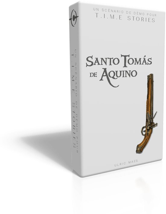 Time Stories: Santo Tomas de Aquino Uitbreiding (Engelstalig)